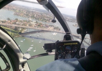 45 Min Sydney Scenic Helicopter Flight